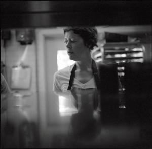 Chef Jill Mathias.